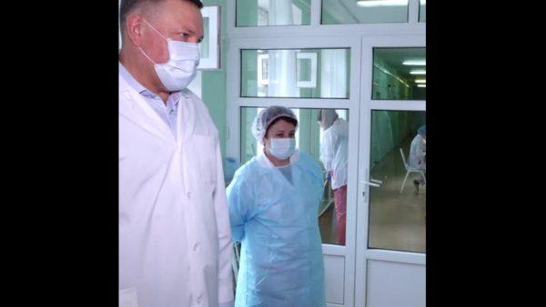 Доплаты медицинским работникам в связи с тяжелыми условиями труда в период пандемии