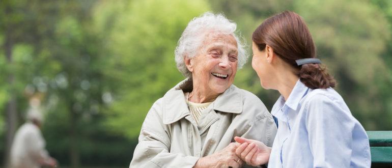 Как оформить уход за пенсионером старше 80 лет?